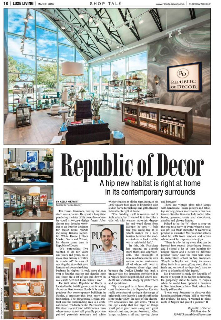 republic of decor